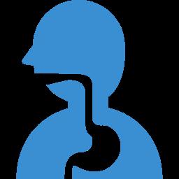 人の胃の消化の図のアイコン素材 2 (3)